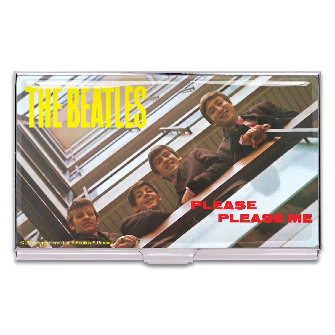 "Визитница серии ""The Beatles Please Please Me"""