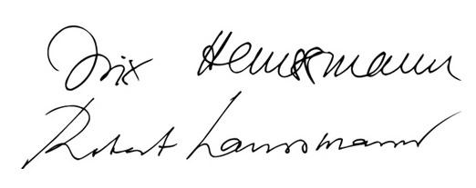 Robert & Trix Haussmann