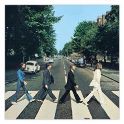 «Abbey Road» – Набор (ручка-роллер и визитница)