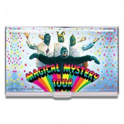 «Magical Mystery Tour» – Набор (ручка-роллер и визитница)