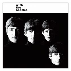 «Wait the Beatles» – Набор (ручка-роллер и визитница)