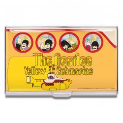 «Yellow Submarine» – Набор (ручка-роллер и визитница)