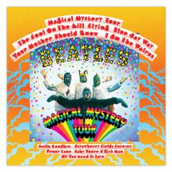 "Набор ручка + визитница серии ""The Beatles Magical Mystery Tour"""