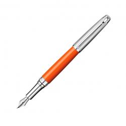 Ручка CARAN d'ACHE оранжевая