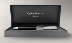 LEMAN BICOLOR BLACK шариковая ручка