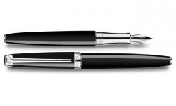 LEMAN EBONY BLACK Перьевая ручка