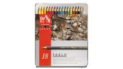Набор CARAN d'ACHE из 18 карандашей