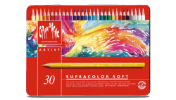 Набор CARAN d'ACHE из 30 карандашей