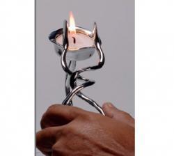 Тушитель для свечи ИДЕН, золотистый MG375