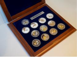 Набор Медалей года